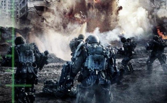 Edge of Tomorrow 7 570x350 Edge of Tomorrow Viral Campaign Shows Tom Cruises World in Chaos