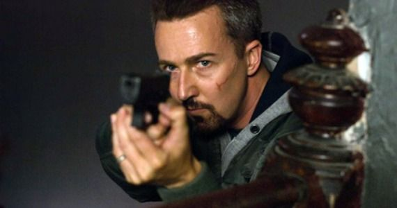 Edward Norton Bourne Legacy Ed Norton in Negotiations to Play Villain in Bourne Legacy