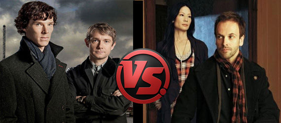 Elementary vs Sherlock 2 Elementary Cast Comments on BBC Sherlock Comparison