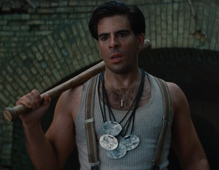 Eli Roth in 'Inglourious Basterds'