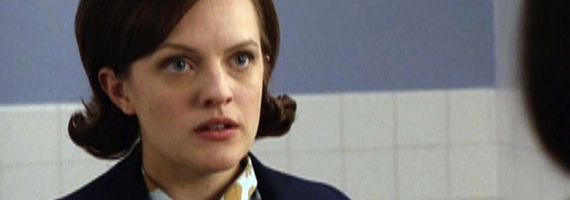 Elisabeth Moss Mad Men Lady Lazarus Mad Men Season 5, Episode 8: Lady Lazarus Recap