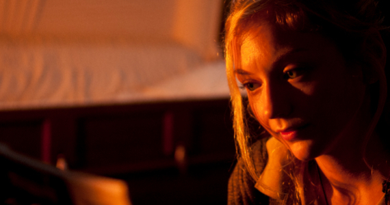 Emily Kinney in The Walking Dead Season 4 Episode 13 The Walking Dead Finds Strength In Numbers