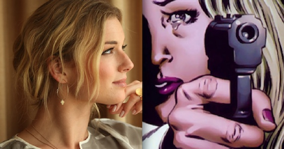 'Captain America 2′ Finally Has Its Sharon Carter - Emily-VanCamp-Sharon-Carter-Captain-America-2