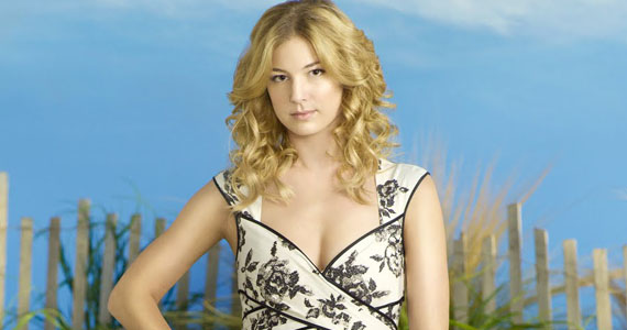 Emily VanCamp in Revenge Captain America 2 Finally Has Its Sharon Carter