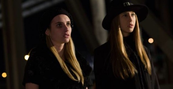 Emma Roberts And Taissa Farmiga: 'American Horror Story' Season 4 Carnival Setting Confirmed