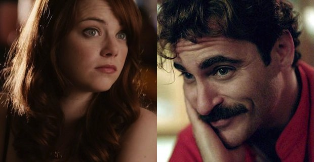 Emma Stone Joaquin Phoenix Cast Next Woody Allen Movie Movie News Wrap Up: Hunger Games: Mockingjay, The Stand and More