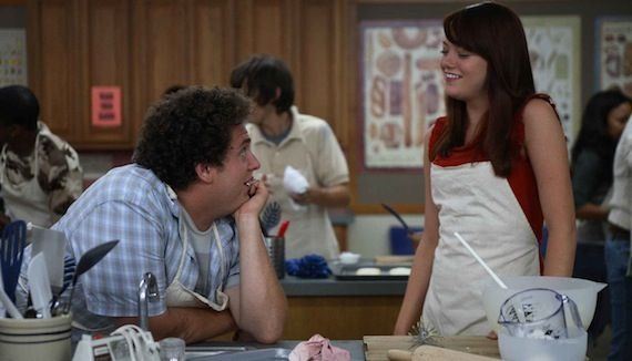 Emma Stone might join Jonah Hill 21 Jump Street Channing Tatum Is Top Contender To Lead 21 Jump Street