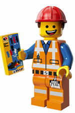 Emmet Chris Pratt The Lego Movie Complete Character Guide