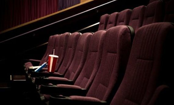 Empty Movie Theater Worst Movies of 2010 Theaters Considering Allowing Texting During Movies