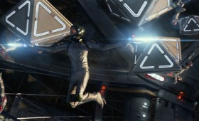 Enders Game Battle School Fight Sequence 280x170 Enders Game: New Clip, Images & Poster Highlight Battle School Life