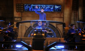 Enders Game Starship Attack Sequence 280x170 Enders Game: New Clip, Images & Poster Highlight Battle School Life