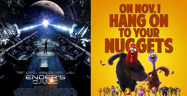 Box Office Prediction: 'Ender's Game' vs. 'Free Birds'