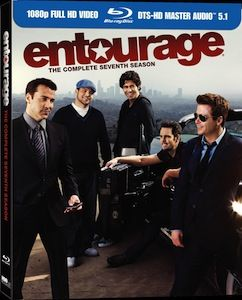 Entourage Season 7 DVD Blu ray DVD/Blu ray Breakdown: July 12, 2011