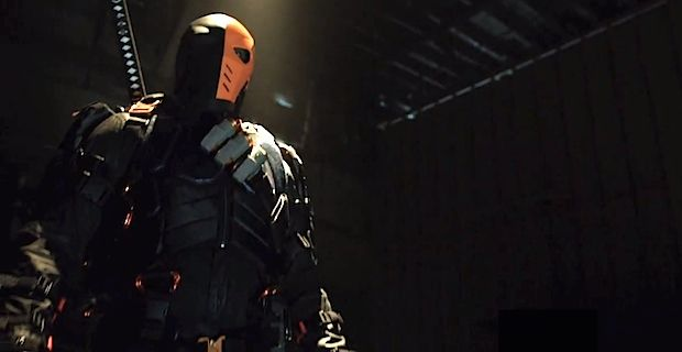 Epic Trailer for Arrow Episode the Promise Featuring Deathstroke and Suicide Squad Arrow Showrunner Teases Season 2 Finale & the Return of Familiar Faces