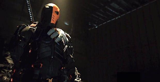 Suicide Squad Deathstroke Epic 3-Minute 'Arrow...