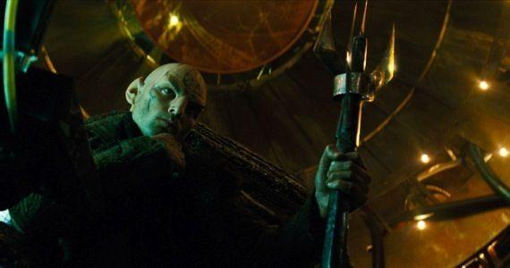 Eric Bana as Nero in Star Trek Star Trek 2 Update: Pre Production, J.J. Abrams, & Romulan Rumors