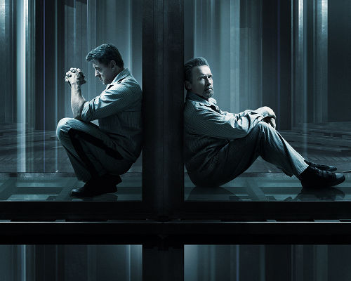 Escape Plan starring Sylvester Stallone and Arnold Schwarzenegger