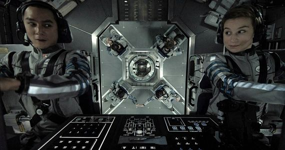 Europa Report Reviews Starring Sharlto Copley and Michael Nyqvist 2013 Europa Report Review