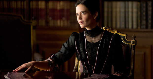 Eva Green Penny Dreadful Episode 1 'Penny Dreadful' Series Premiere Review