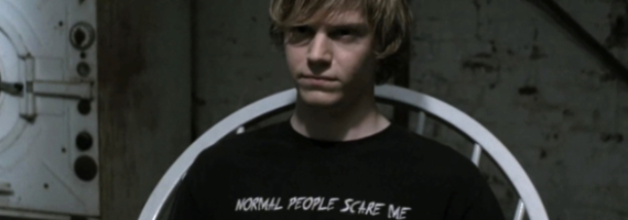 Evan Peters American Horror Story Season 1 American Horror Story Season 3 Details Revealed
