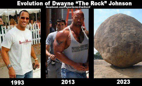 Evolution of Dwayne The Rock Johnson SR Geek Picks: Game of Thrones One Liners, Star Wars vs. Star Trek & More