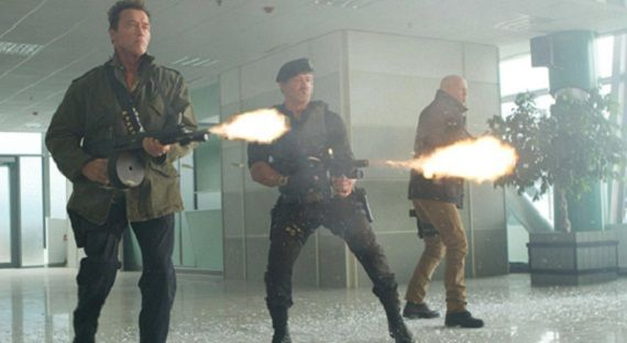 Expendables 2 tops box office Weekend Box Office Wrap Up: August 19, 2012