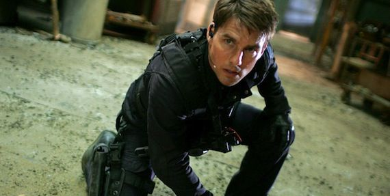 Explosive Nose Charge Mission impossible 3 Mission: Impossible 4 Gets A New Title (Again)