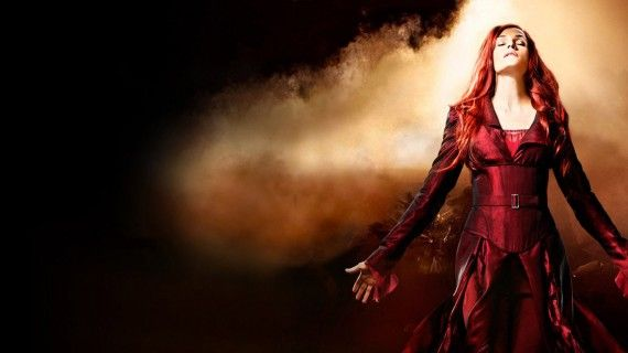 Famke Janssen Dark Phoenix Wallpaper 570x320 X Men: New Wolverine Photo, First Class Concept Art & Famke Janssens Hopeful Return