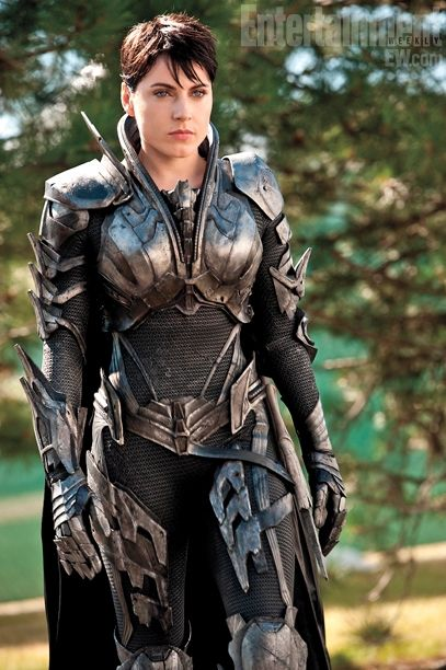 Faora in Man of Steel Faora in Man of Steel