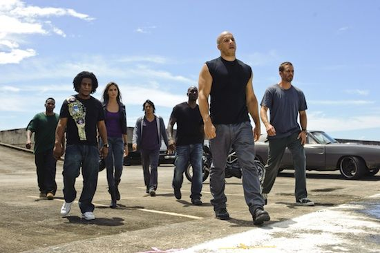 Fast Five Cast Fast Five Review