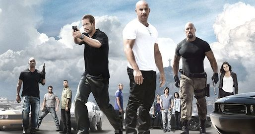 Fast Five Review Fast and Furious 6 & 7 Shooting At Once? Jason Statham Joining Cast?