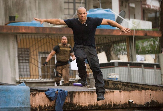 Fast Five Trailer Fast Five Trailer Races Onto Facebook