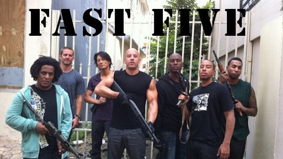 Fast Five official synopsis Fast Five Official Synopsis Revealed