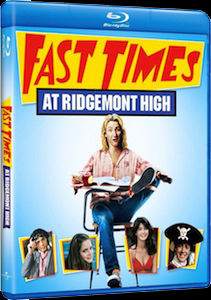 Fast Times at Ridgemont High Blu ray DVD/Blu ray Breakdown: August 9, 2011