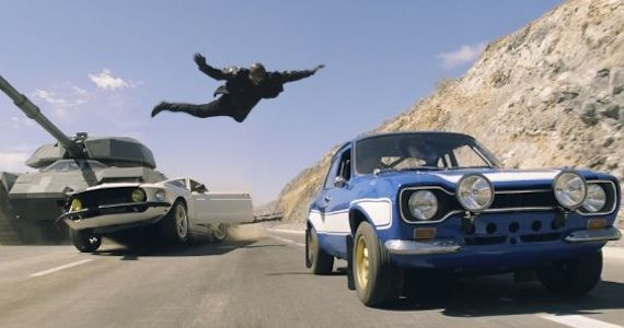 Fast and Furious 6 Car Chase Fast & Furious: 3 Reasons Why People Love This Franchise