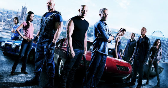 Fast and Furious 6 Group Photo Fast & Furious 7 to Replace Paul Walker with CGI & Body Doubles