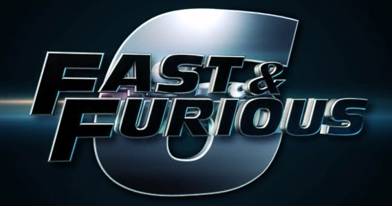 Fast and Furious 6 Logo Fast & Furious 6: New Photo of Michelle Rodriguez as Letty