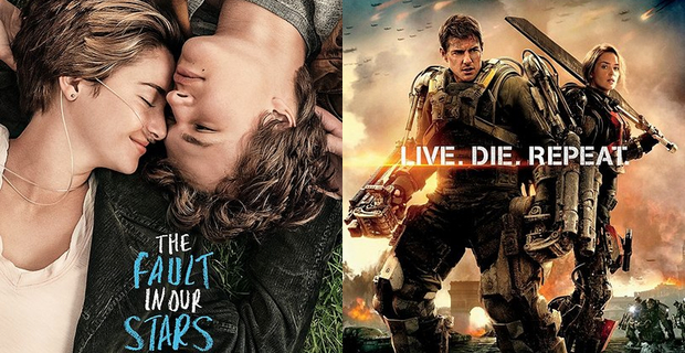 Fault in Our Stars vs. Edge of Tomorrow Box Office Prediction: The Fault in Our Stars vs. Edge of Tomorrow