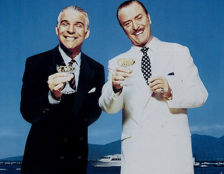 Favorite Movie Con Men - Dirty Rotten Scoundrels