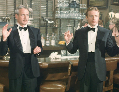 Favorite Movie Con Men - The Sting