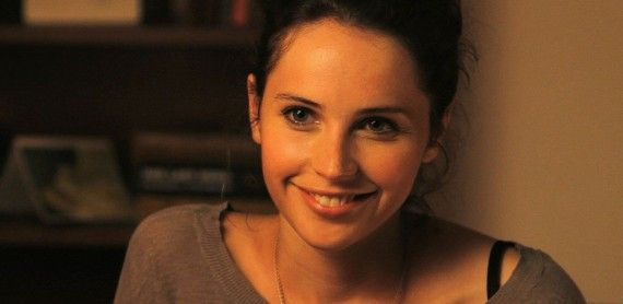 Felicity Jones Like Crazy 570x278 Amazing Spider Man 2: Is Felicity Jones Playing Felicia Hardy?