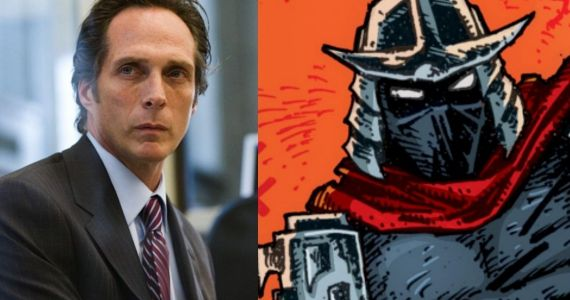 Fichtner Shredder William Fichtner Talks TMNT; Confirms No Bebop & Rocksteady