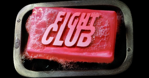 Fight Club soap logo Chuck Palahniuk Penning Fight Club Graphic Novel Sequels