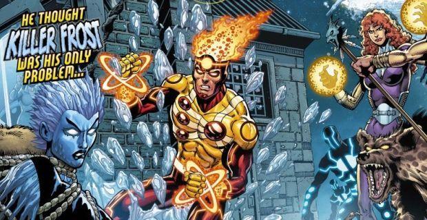 Watch Plastique Next Tuesday on The Flash! | Firestorm Fan