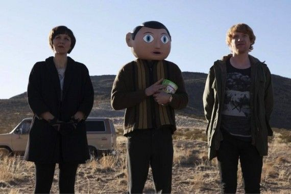 First Image Michael Fassbender Film Frank 570x379 Movie News Wrap Up: January 15th 2013