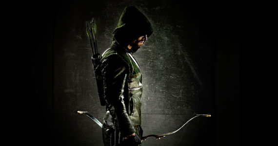 First Look At New Green Arrow Costume First Look at New Green Arrow TV Show Costume