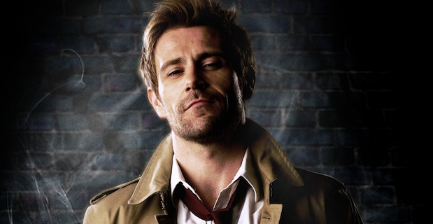 First Official Image of Matt Ryan as Constantine NBCs Constantine Gets a Premiere Date