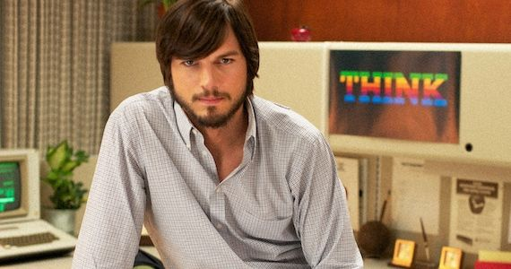 First Photo of Ashton Kutcher as Steve Jobs First Look at Ashton Kutcher as Steve Jobs in jOBS