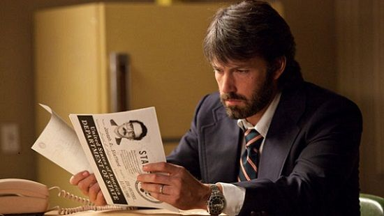First image of Ben Affleck in Argo Movie News Wrap Up: December 31st, 2011