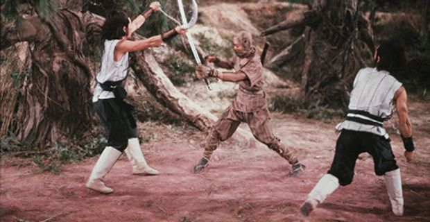 Five Element Ninjas1 Our 10 Favorite (Brutal) Moments in Martial Arts Movies